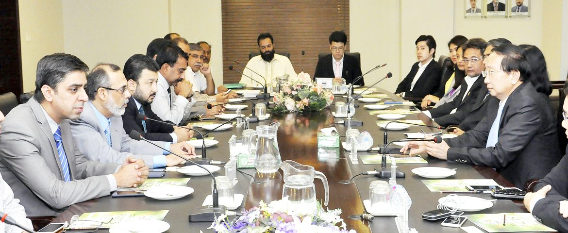 Thailand seeking investment opportunities in Pakistan
